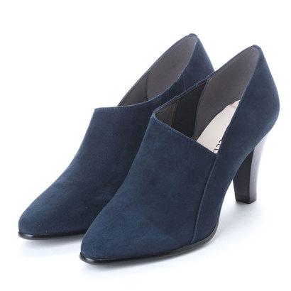 【アウトレット】アンタイトル シューズ UNTITLED shoes パンプス (ダークネイビースエード)