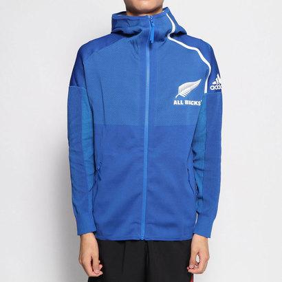 アディダス adidas メンズ ラグビー 長袖シャツ オールブラックスRWCアンセムジャケット DY3785