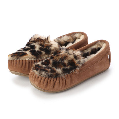 エミュ オーストラリア EMU Australia Cairns Reverse Fur Print (Chestnut)