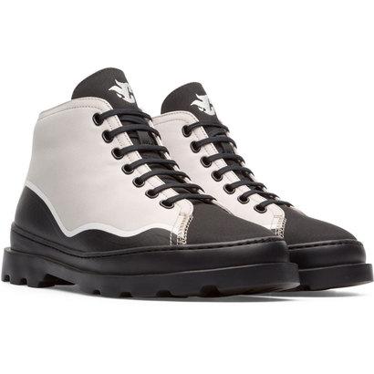 カンペール CAMPER TWINS / ブーツ プレーン (オフホワイト)