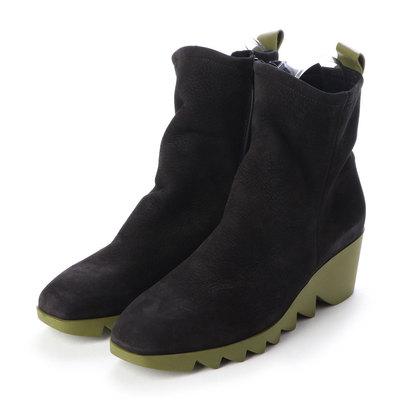 <title>あす楽 ◆高品質 交換 返品可能 アルシュ arche レディースシューズ ブーツ ブーティ ロコンド PATREK ショートブーツ noir oliba</title>