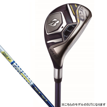ブリヂストン BRIDGESTONE TOUR B JGR19HY TOUR AD for JGR TG2-HY ユーティリティ TOUR AD for JGR TG2-HY