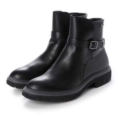 時間指定不可 あす楽 交換 返品可能 エコー ECCO レディースシューズ ブーツ ロコンド W BLACK HYBRID CREPETRAY デポー ブーティ