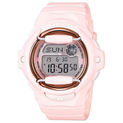 【BABY-G】Pink Bouquetシリーズ / BG-169G-4BJF (パステルピンク)