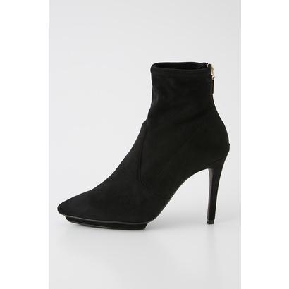 リエンダ rienda Short FIT boots (ブラック)