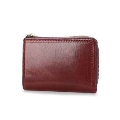 コンプリートプラス COMPLETE PLUS 【MORITA & Co.】 ナーティ 二つ折り財布 (ブラウン)