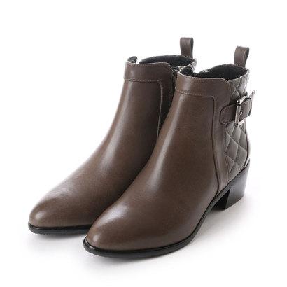 【アウトレット】アンタイトル シューズ UNTITLED shoes ショートブーツ UT8246 (ダークグレー)
