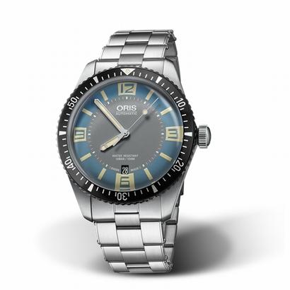 オリス ORIS ダイバーズ65 Divers65 (ライトブルー) 【返品不可商品】