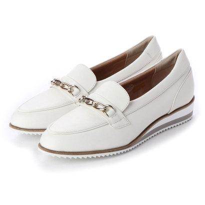 アンタイトル シューズ UNTITLED shoes パンプス (オフホワイト)