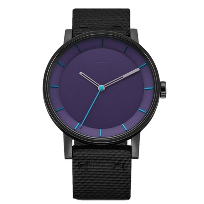 アディダス adidas District_W1 (Black / Legend Purple)