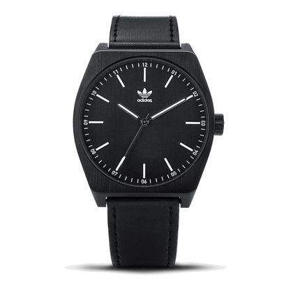 アディダス adidas Process_L1 (All Black / White)