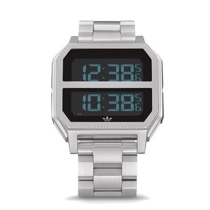 アディダス adidas Archive_MR2 (All Silver)