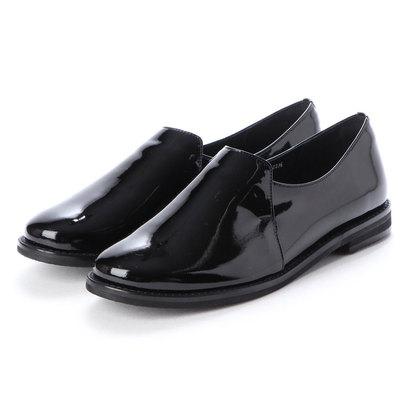 クートゥーフォロワーシューズ KuToo Follower Shoes ジェンダーフリースリッポンシューズ (エナメルブラック)
