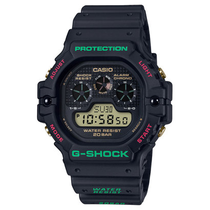 【G-SHOCK】ウィンタープレミアム / DW-5900TH-1JF / Gショック (ブラック)