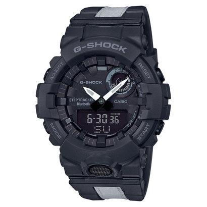 【G-SHOCK】G-SQUAD / GBA-800LU-1AJF / Gショック (ブラック×ホワイト)