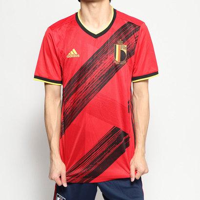 アディダス adidas メンズ サッカー/フットサル ライセンスシャツ ベルギー代表 ホームジャージー EJ8546
