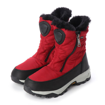 パジャー Pajar TIARE レディース防水防寒ブーツ レッド (RED)