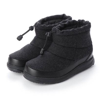 あす楽 交換 返品可能 イグニオ IGNIO メーカー公式 メンズシューズ レインシューズ スノーブーツ ブランド品 ロコンド ブーツ C1519BK スノー ウィンターシューズ カジュアル ショートブーツ ブラック IG :