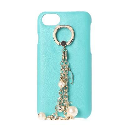 ランバン オン ブルー LANVIN en Bleu エクラン iPhone8カバー (ミント)