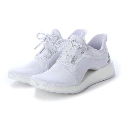 ラナン Ranan <adidas>ピュアブーストXスニーカー (WH)