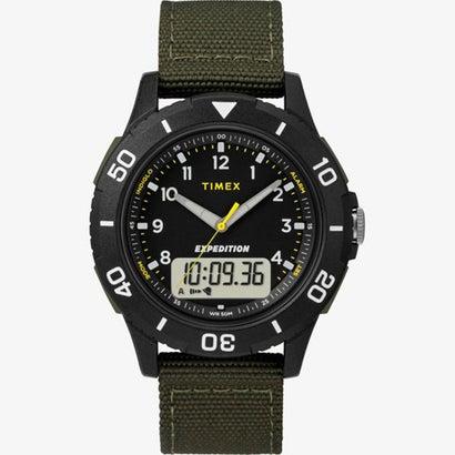 タイメックス TIMEX カトマイコンボ グリーンストラップ(ブラック)