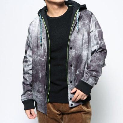 デシグアル Desigual ジャケット ANDREW (グレー/ブラック)