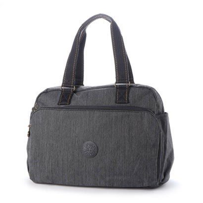 キプリング Kipling JULY BAG (Black Indigo)