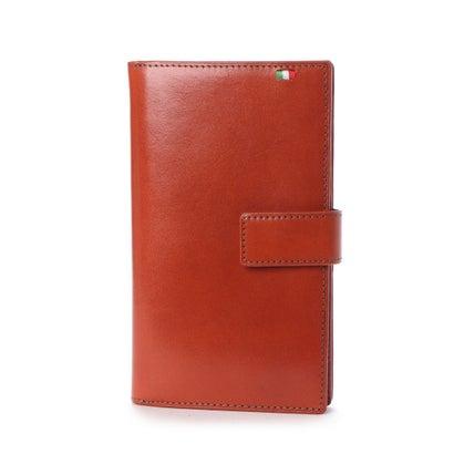 ミラグロ Milagro 30枚カード収納長財布 (オレンジ)