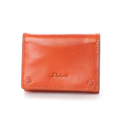 ダコタ Dakota 【MORITA & Co.】 バンビーナ 三つ折財布 (オレンジ)