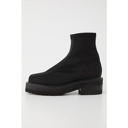 スライ SLY STRETCH TANK SOLE BOOTS (ブラック)