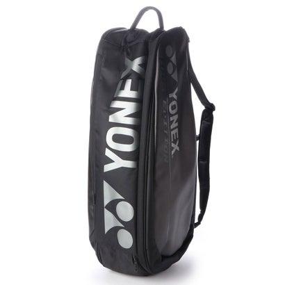 ヨネックス YONEX テニス ラケットバッグ ラケットバック6〈テニス6本用〉 BAG2002R