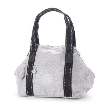 キプリング Kipling ART MINI (Chalk Grey)