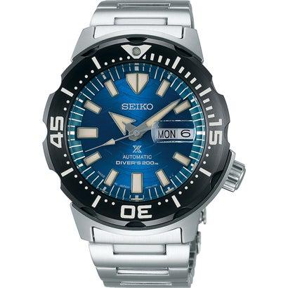 """プロスペックス PROSPEX 【SEIKO】200m潜水用防水 メンズ PROSPEX DiverScuba""""SaveTheOcean""""【返品不可商品】"""