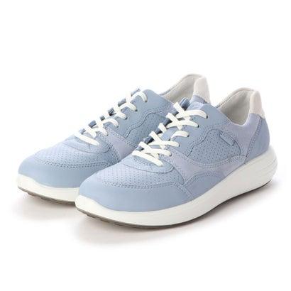 エコー ECCO SOFT 7 RUNNER W (DUSTY BLUE/DUSTY BLUE/SHADOW WHITE)