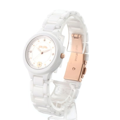 フォリフォリ Folli Follie H4H FLORAL セラミックウォッチ/腕時計 (ホワイト)