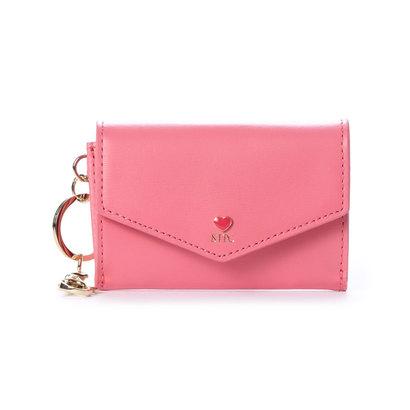 サマンサタバサプチチョイス プチハートラブレターシリーズ(ミニ財布) ピンク