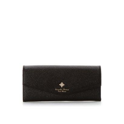 サマンサタバサプチチョイス ストーンモチーフシリーズ(長財布) ブラック