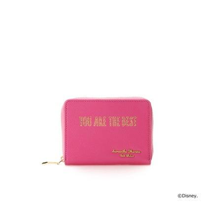 サマンサタバサプチチョイス 【ミッキー&ミニー】 ワークアウトシリーズ (コインパス) ピンク