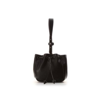 サマンサタバサデラックス 巾着型バッグ ブラック