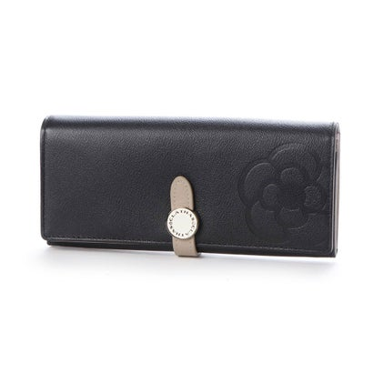 クレイサス CLATHAS ブラン フラップ長財布 (ブラック)