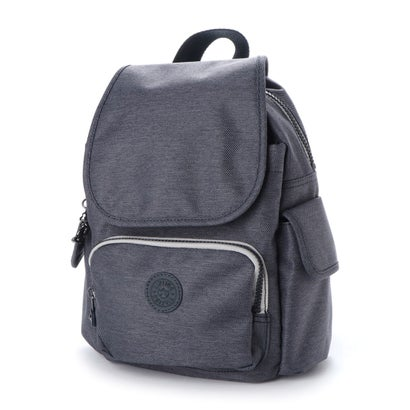 キプリング Kipling CITY PACK MINI (Charcoal)