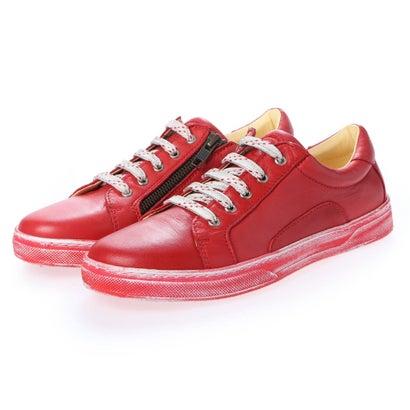 【アウトレット】ヨーロッパコンフォートシューズ EU Comfort Shoes NETOS スニーカー(12563) (レッド)