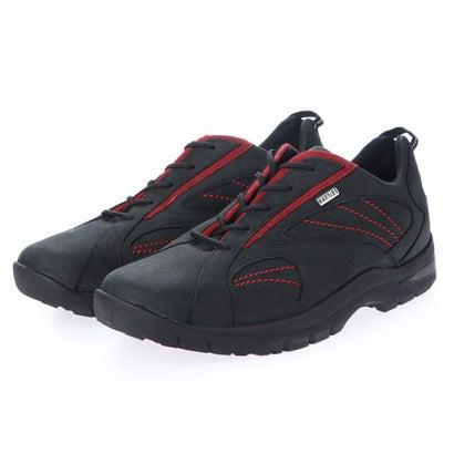 ヨーロッパコンフォートシューズ EU Comfort Shoes Hartjes トレッキングシューズ(40303) (ブラック/レッド)