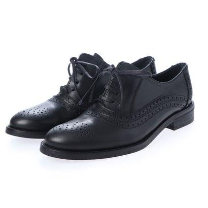 ヨーロッパコンフォートシューズ EU Comfort Shoes looky 革靴(3530-A) (ブラック)
