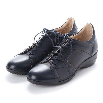 【アウトレット】ヨーロッパコンフォートシューズ EU Comfort Shoes Palanti レースアップシューズ(5356) (ブラック)