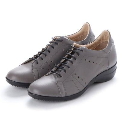 【アウトレット】ヨーロッパコンフォートシューズ EU Comfort Shoes Palanti レースアップシューズ(5356) (グレー)