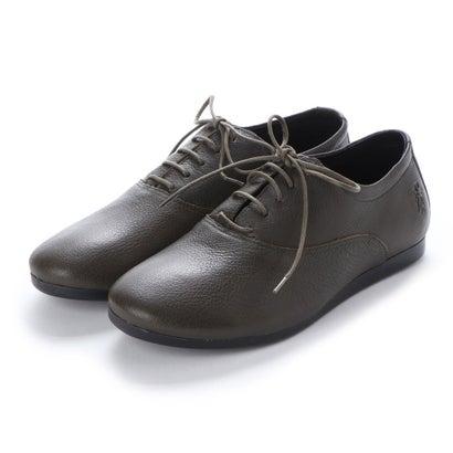【アウトレット】ヨーロッパコンフォートシューズ EU Comfort Shoes FLYLONDON スニーカー(144.134) (ダークグレー)