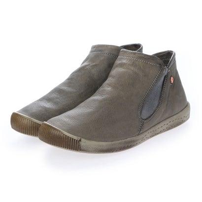 【アウトレット】ヨーロッパコンフォートシューズ EU Comfort Shoes Softinos ショートブーツ(900.086) (ダークネイビー)