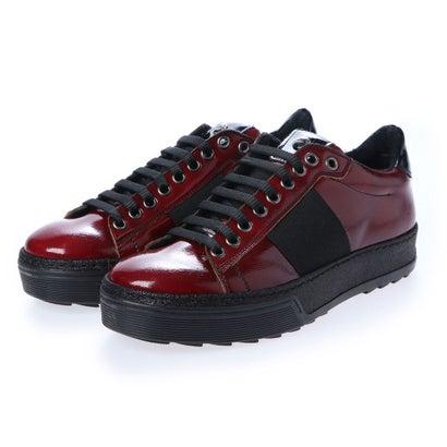 【アウトレット】ヨーロッパコンフォートシューズ EU Comfort Shoes JACKAL MILANO コンフォートスニーカー(JL759) (レッド)