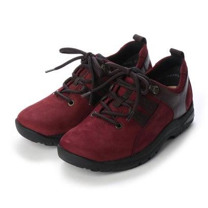 ヨーロッパコンフォートシューズ EU Comfort Shoes Hartjes トレッキングシューズ(240303) (ワイン)